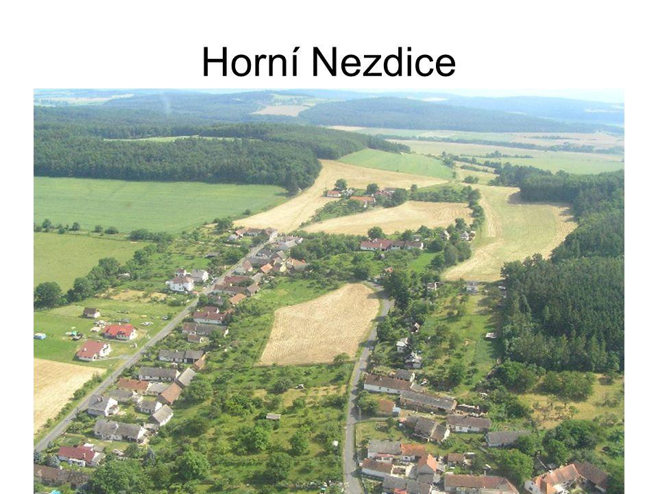 Horní Nezdice