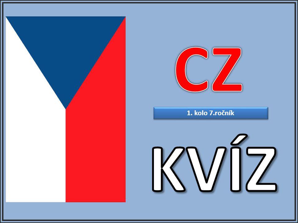 20. Kolik krajů má česká republika ? ŘEŠENÍ ZPĚT 13