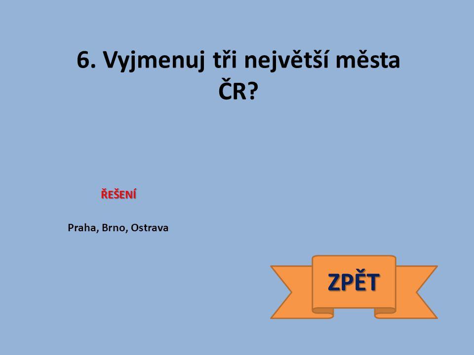 27. Jaké kódové označení nesou letadla ČR ? ŘEŠENÍ OK ZPĚT