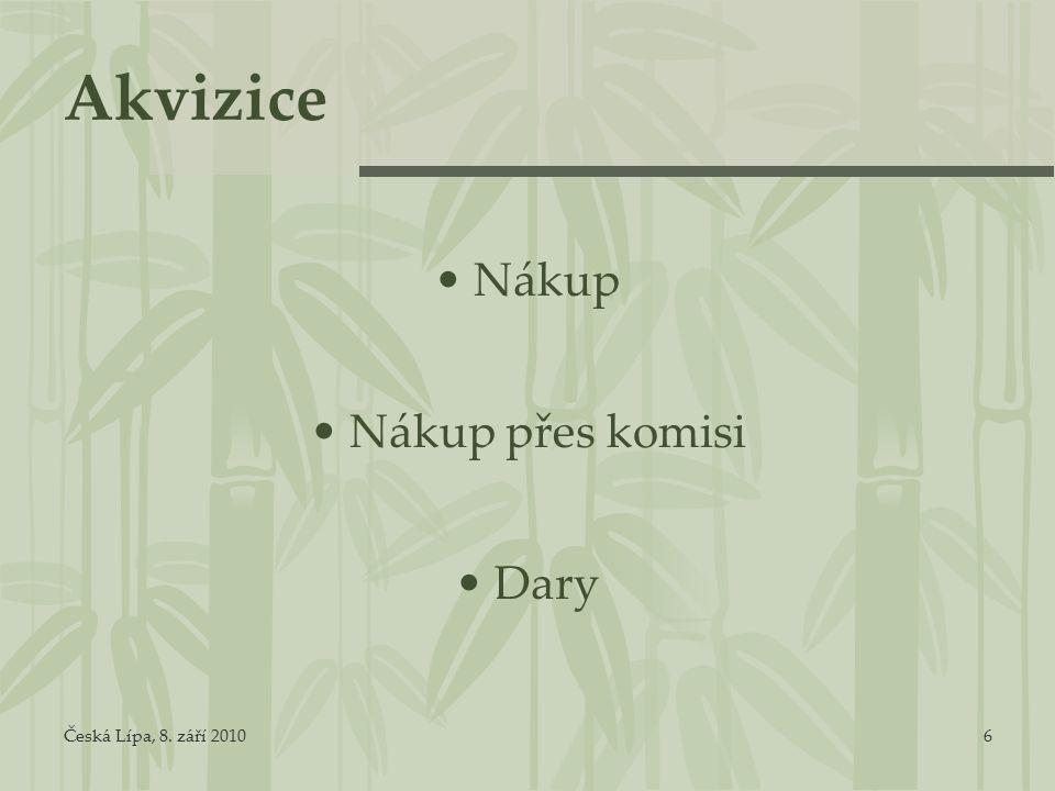 Česká Lípa, 8.