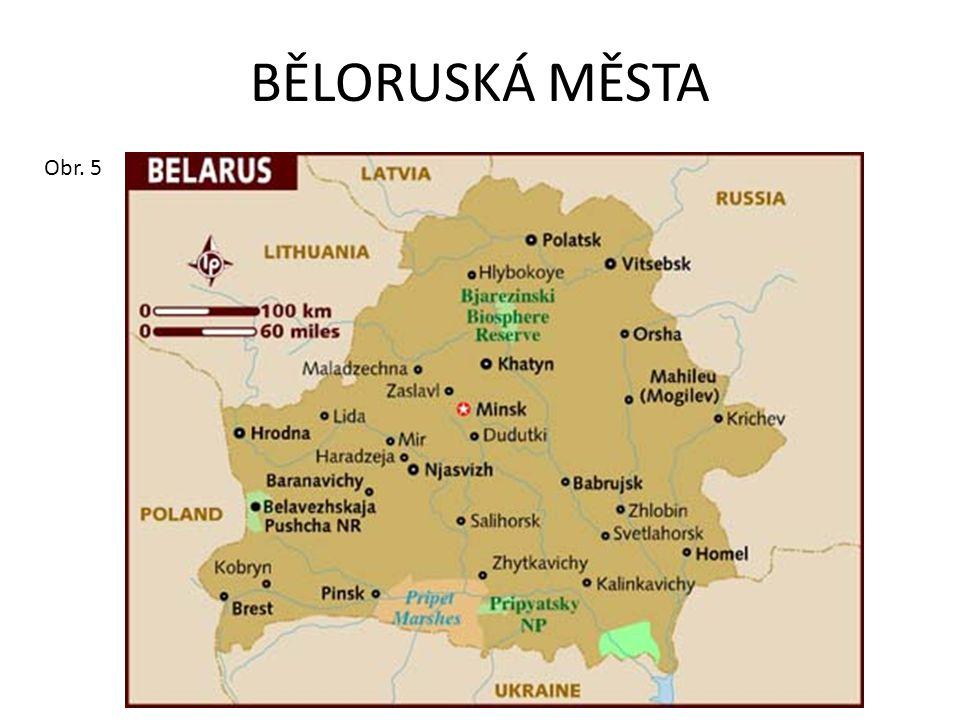 OPAKOVÁNÍ – správné řešení Mezi státy východní Evropy patří Bělorusko, Ukrajina a Moldavsko.