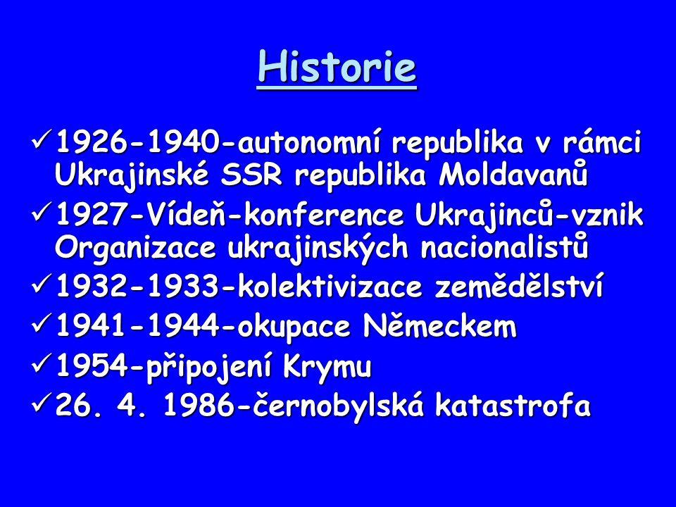Historie 1926-1940-autonomní republika v rámci Ukrajinské SSR republika Moldavanů 1926-1940-autonomní republika v rámci Ukrajinské SSR republika Molda
