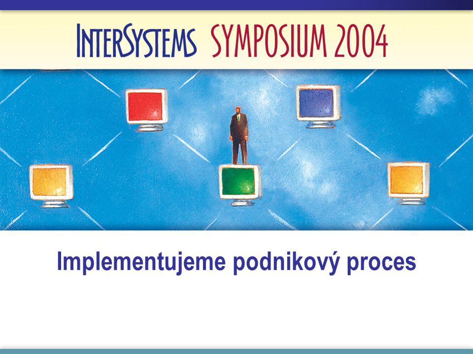 Implementujeme podnikový proces