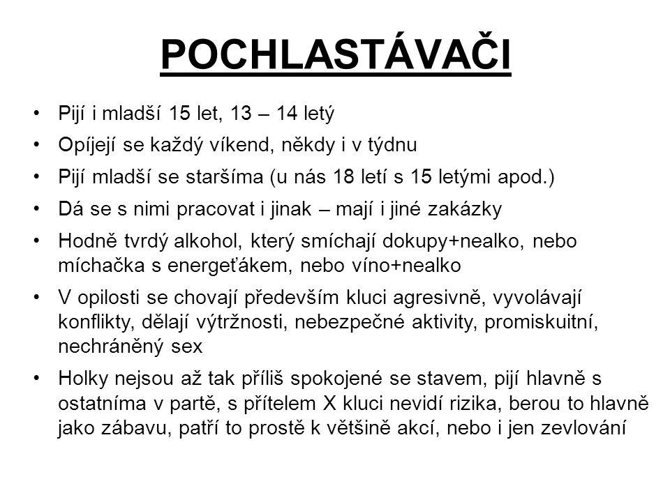 Trestné činy spojené s konopím a alkoholem Zák.č.