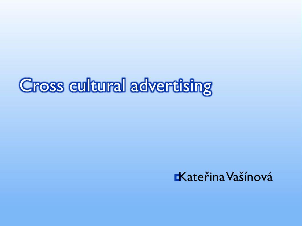 Zobrazení určitých situací je ještě více citlivé na kulturní odlišnosti.