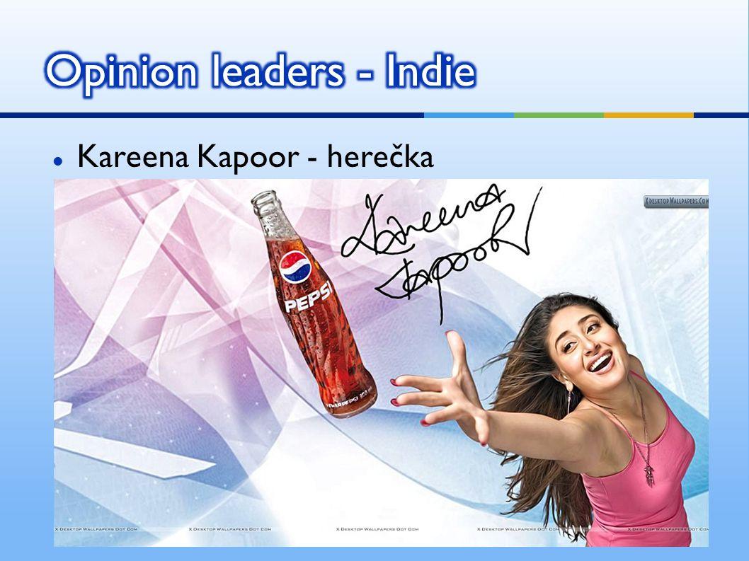 Kareena Kapoor - herečka