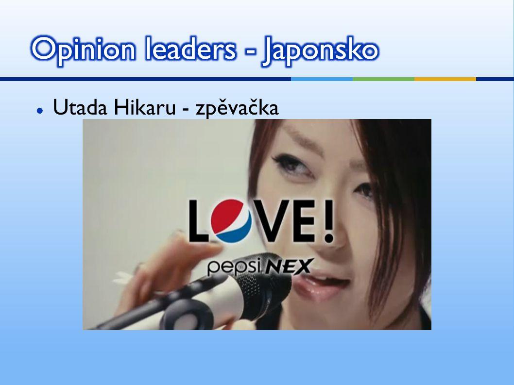Utada Hikaru - zpěvačka