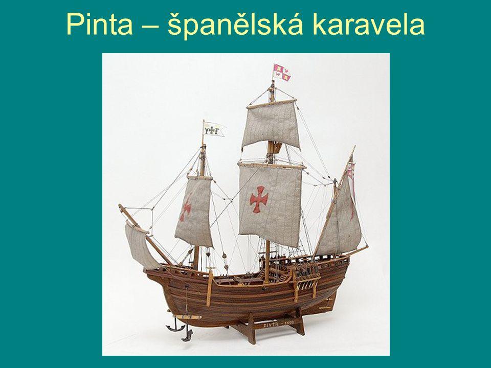 Pinta – španělská karavela