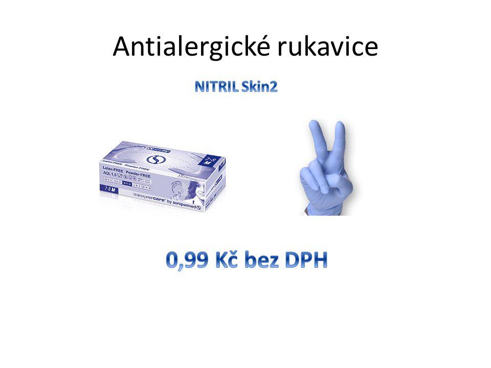 Antialergické rukavice