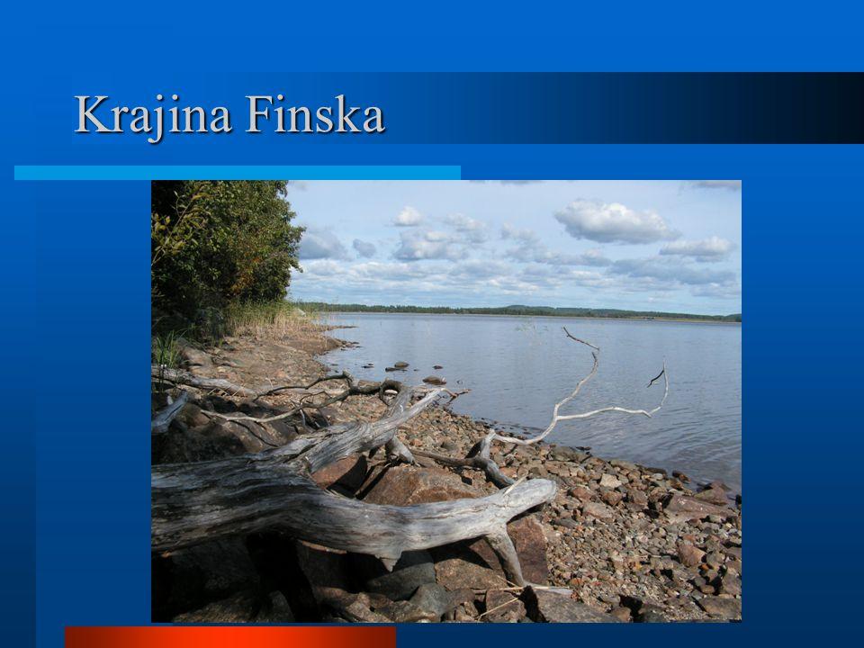 Krajina Finska