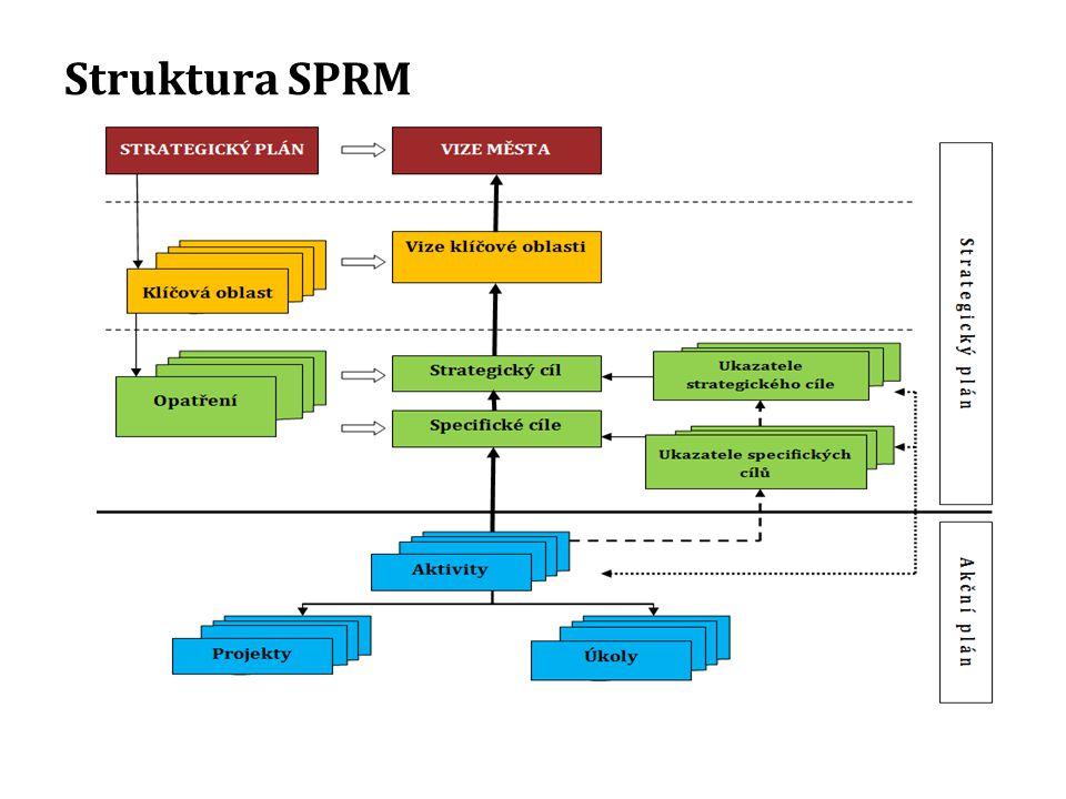 Struktura SPRM