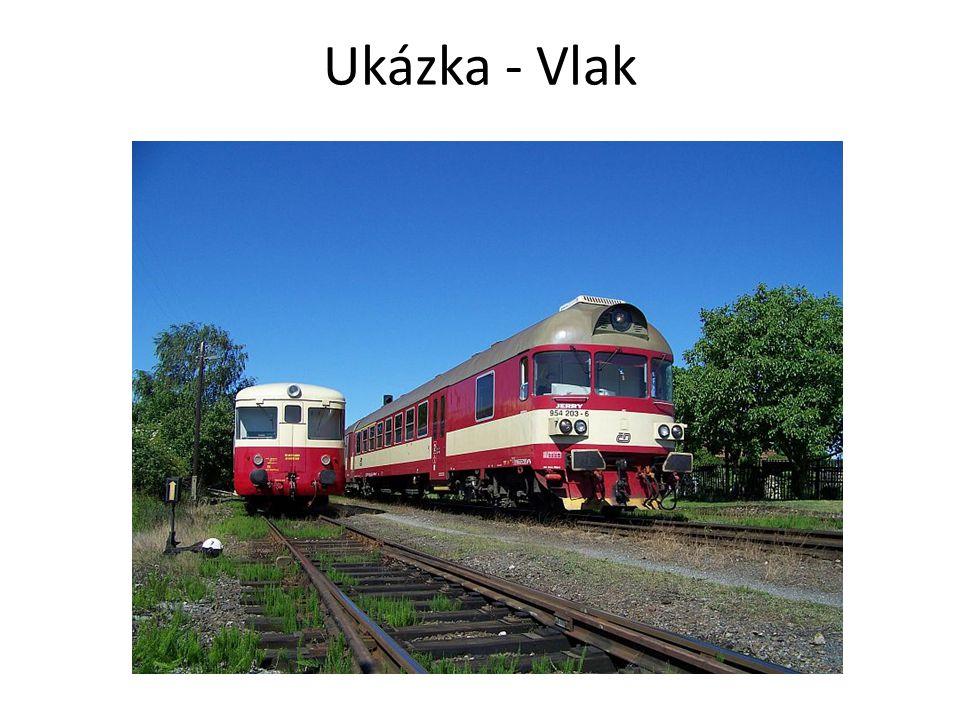 Ukázka - Vlak