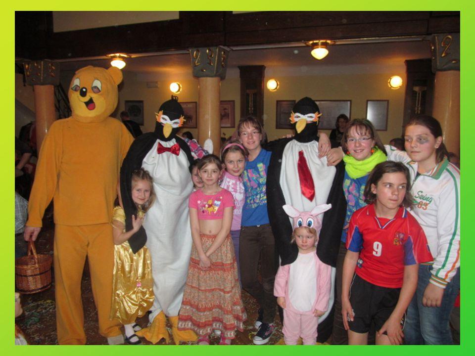 1.3. Pohádkový karneval v Hotelu U Zeleného stromu