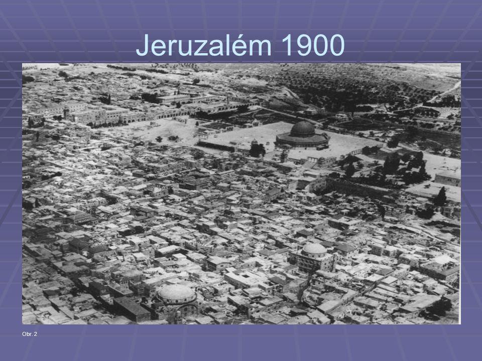 Chrámová hora   Je místo, které je jedním z hlavních problémů mezi židy a muslimy.