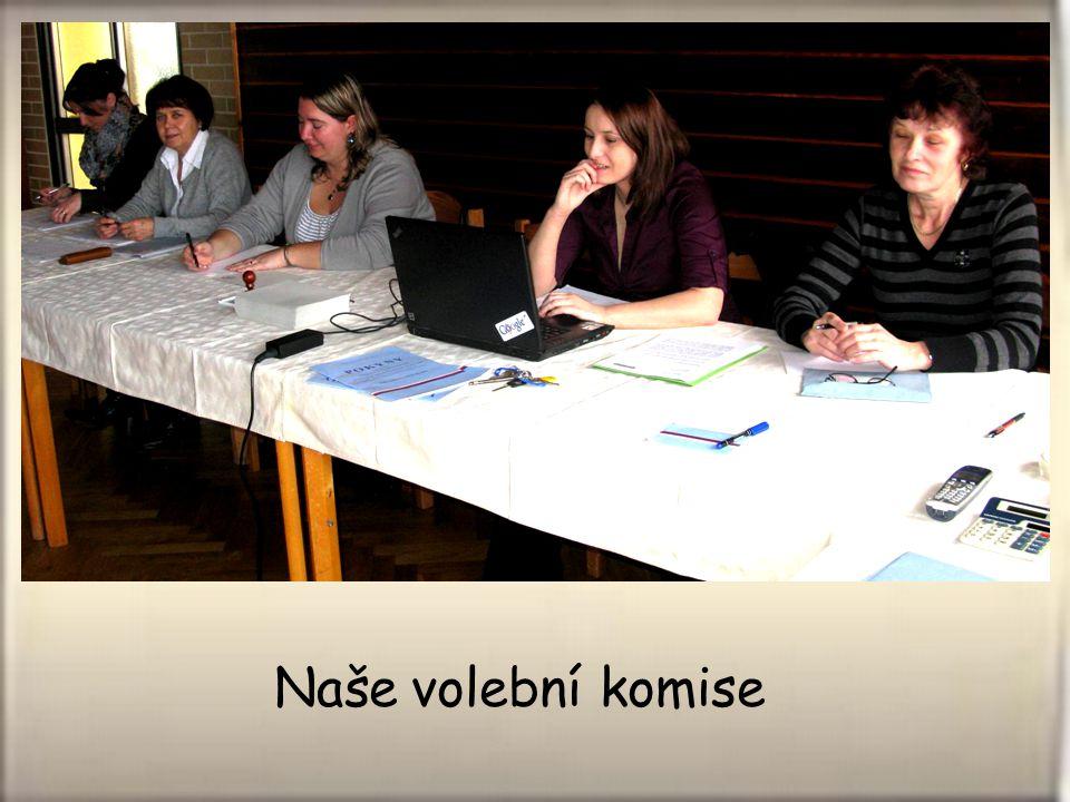 Naše volební komise