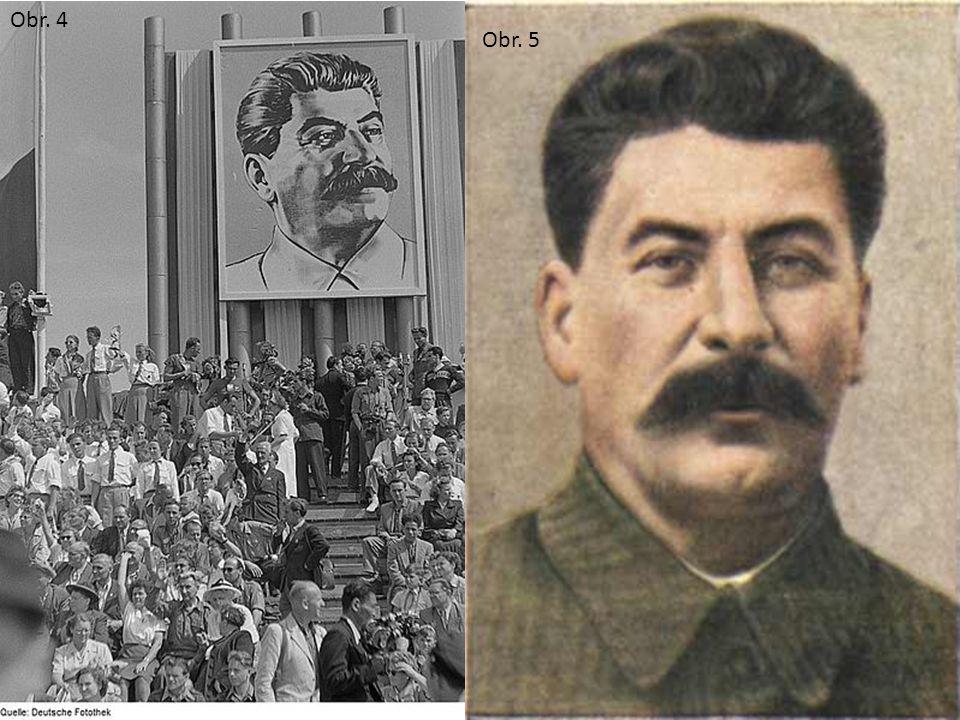 Vznik tzv.východního bloku během krátké doby po válce – vliv ve většině států stř.