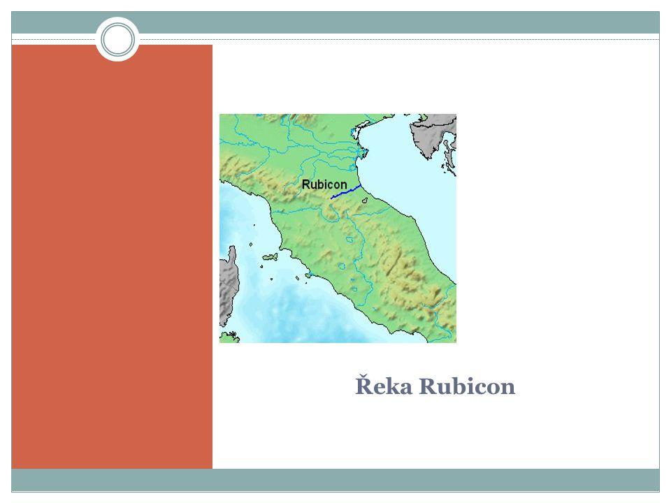 Řeka Rubicon