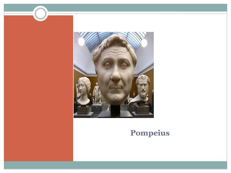 Boj mezi Pompeiem a Caesarem 49 př.n. l.
