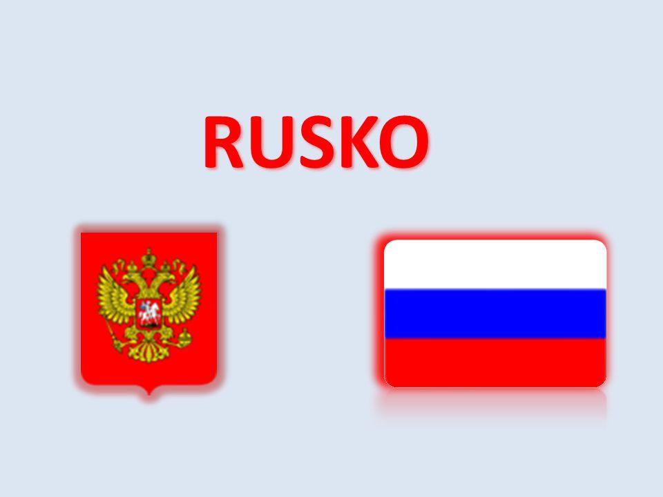 Základní fakta Oficiální název je Ruská federace.