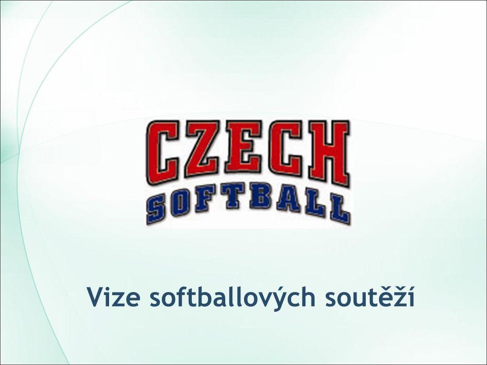 Vize softballových soutěží
