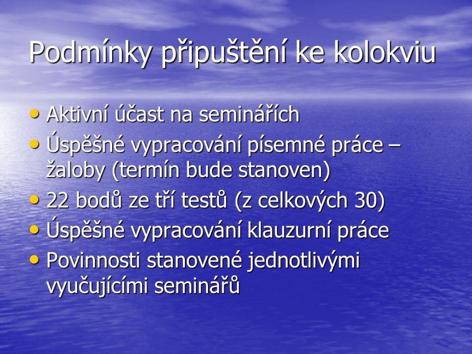 Druhy civilního procesu Rámec civilního procesu v širším slova smyslu 4.