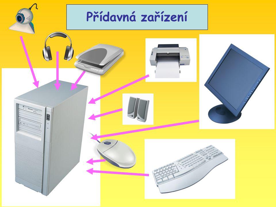 Monitor výstupní zařízení LCD monitor Klasický monitor