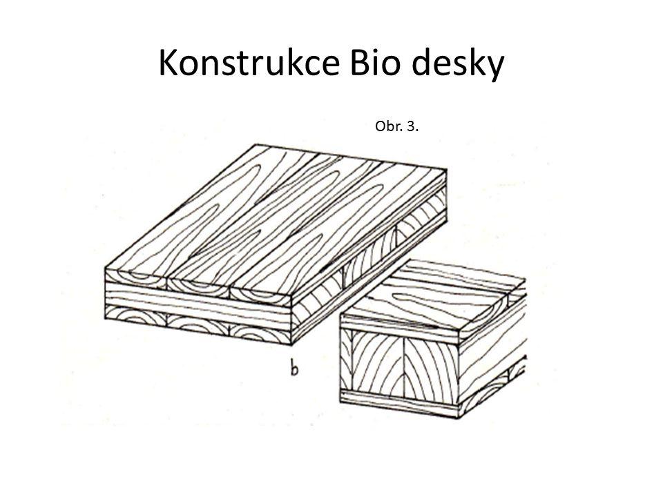Konstrukce Bio desky Obr. 3.