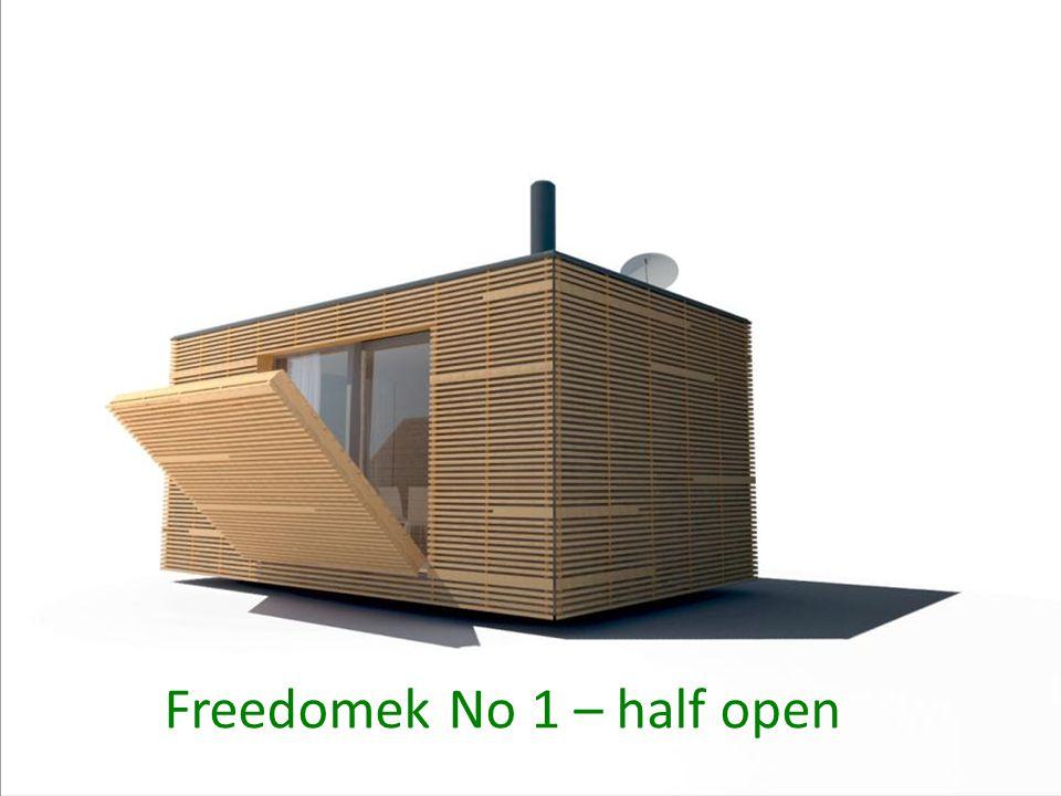 Freedomek No 1 – open