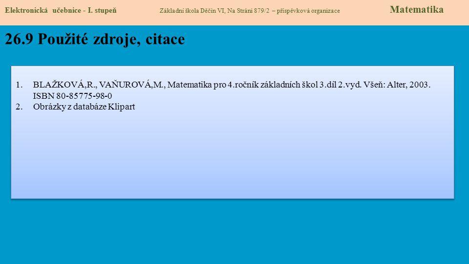 AutorMgr.Blanka Průšová Období07– 12/2012 Ročník4.