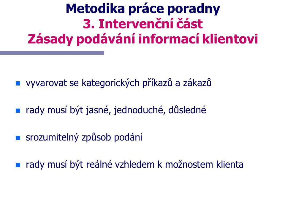 Doporučené metodiky z PPZ přehled n Dospělí 1.