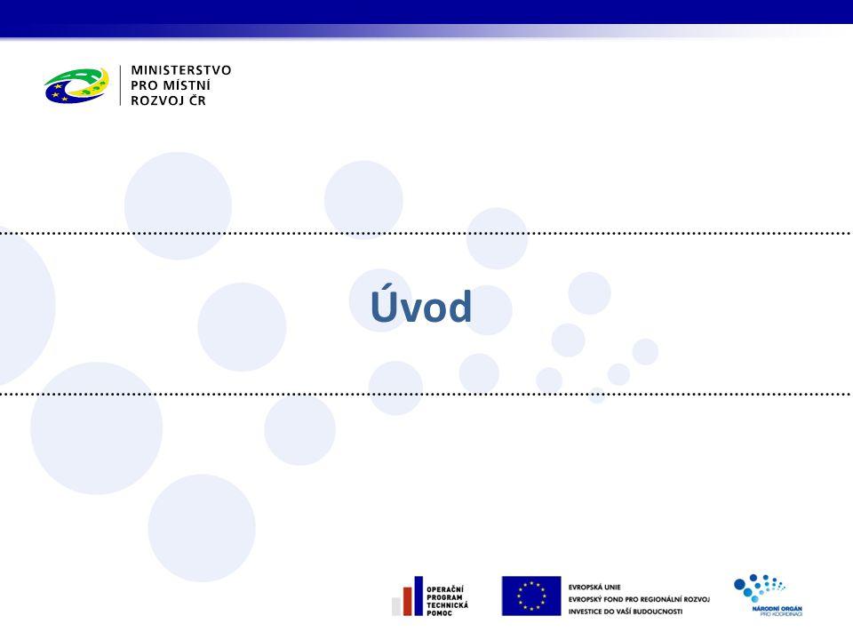 Informace o Podkladu pro přípravu Dohody o partnerství pro programové období 2014–2020