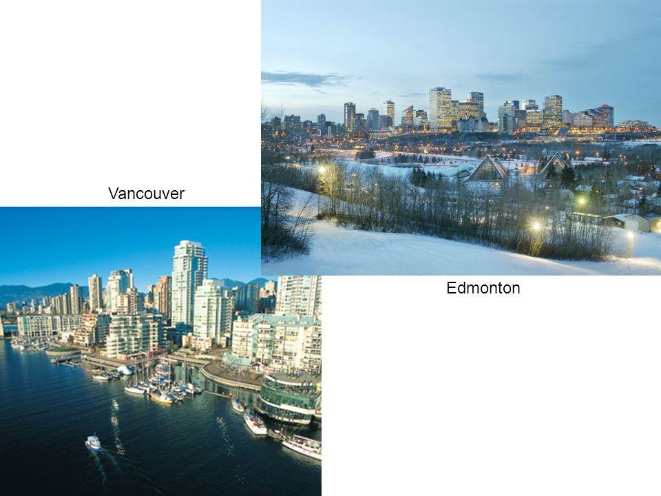 Vancouver Edmonton