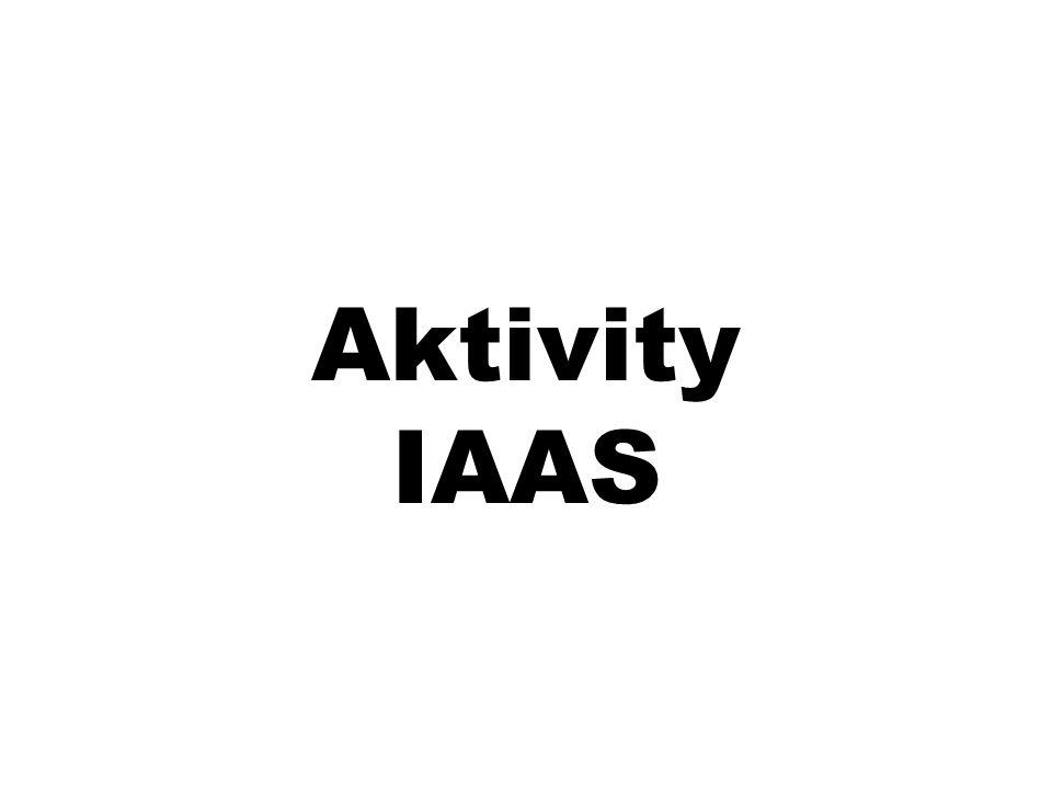 Aktivity IAAS