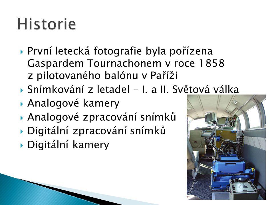 www.kontaminace.cenia.cz Felix Nadar 1. Dochovaná letecká fotografie