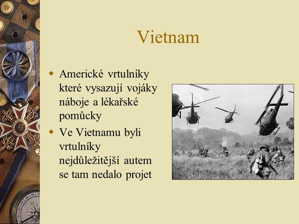 Vietnam  Tak to vypadá po napalmu nebo po bombardování