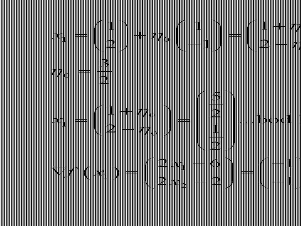 Příklad 2b- Určení délky kroku