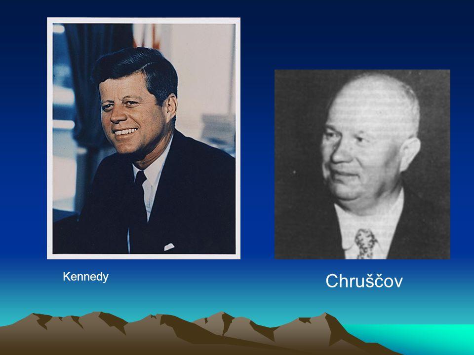 Chruščov Kennedy