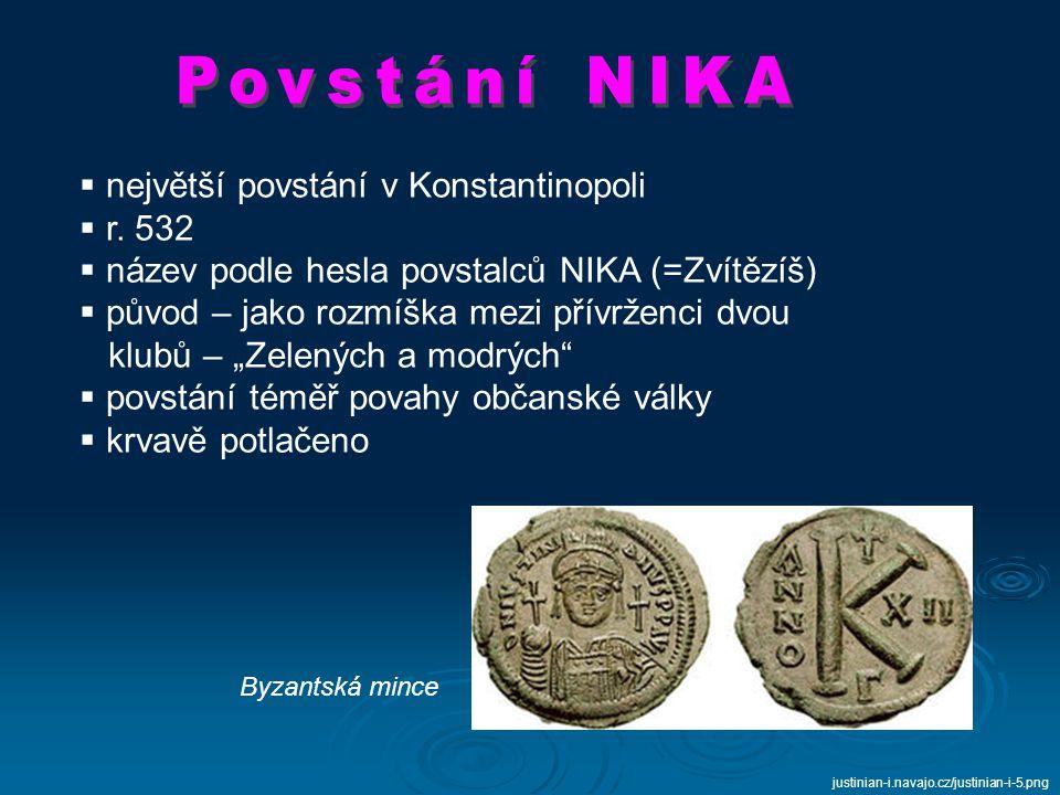 www.guide-martine.com/.../history_byzantine3.jpg  na dobyvačné války  na obranu  na stavební činnost  obyvatelstvo se začíná bouřit