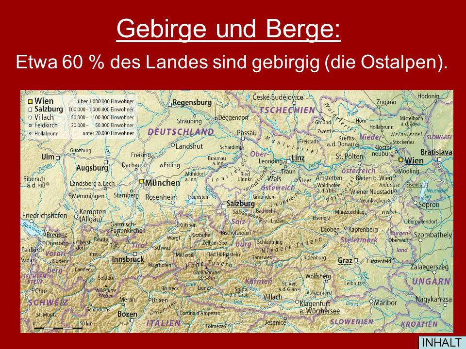 Wie viele Einwohner hat Österreich? Finde die richtige Nummer: Österreich hat 8. 380 Mio Einwohner. 10 200 0004 800 00071 200 000 8 380 00081 850 0002