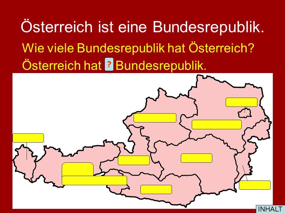 Welche Seen gibt es in Österreich? 1. der Neusiedler See 2. der Attersee 3. der Traunsee 4. der Mondsee 5. der Wolfgangsee 6. der Wörthersee 7. der Ac