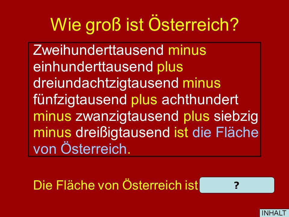 Wie ist das Staatswappen von Österreich? INHALT