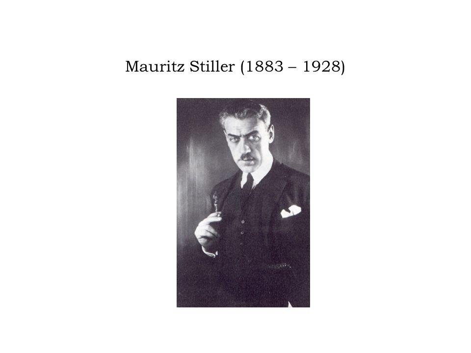 Mauritz Stiller (1883 – 1928)