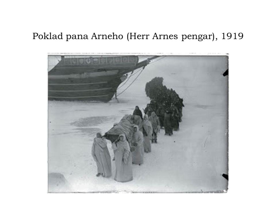 Poklad pana Arneho (Herr Arnes pengar), 1919
