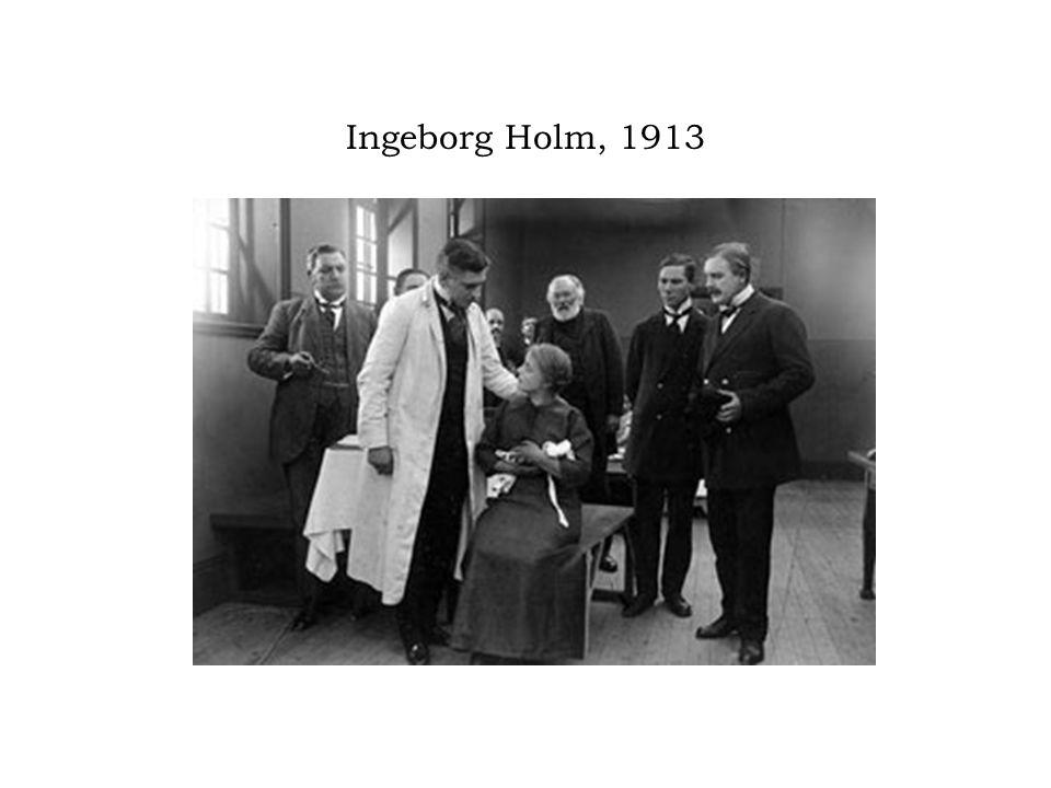 Ingeborg Holm, 1913