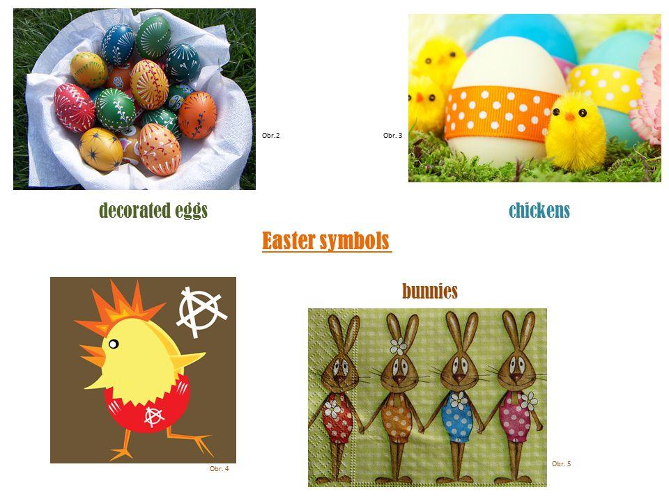 "On Easter Monday, boys visit girls with ""pomlázka ."