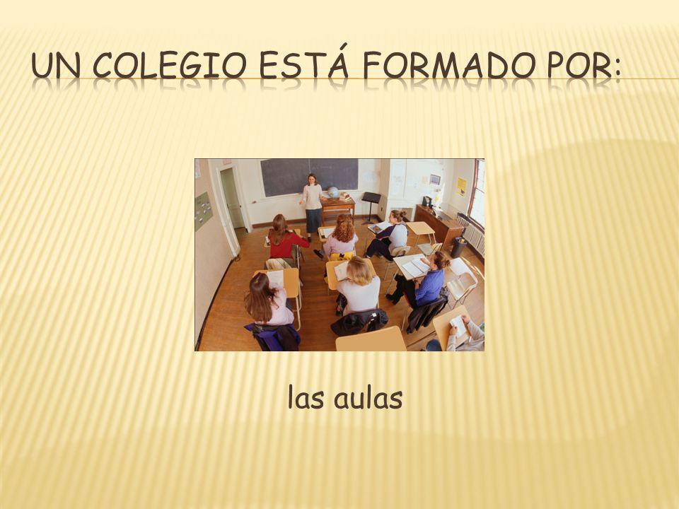 las aulas