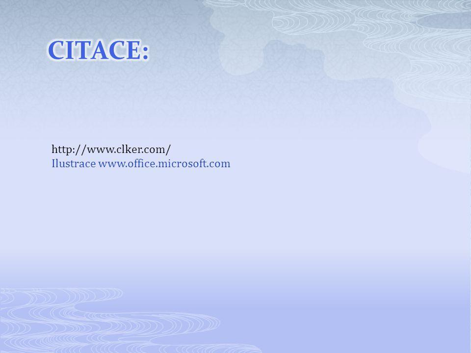 http://www.clker.com/ Ilustrace www.office.microsoft.com