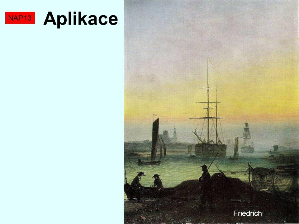 NAP13 Aplikace Friedrich