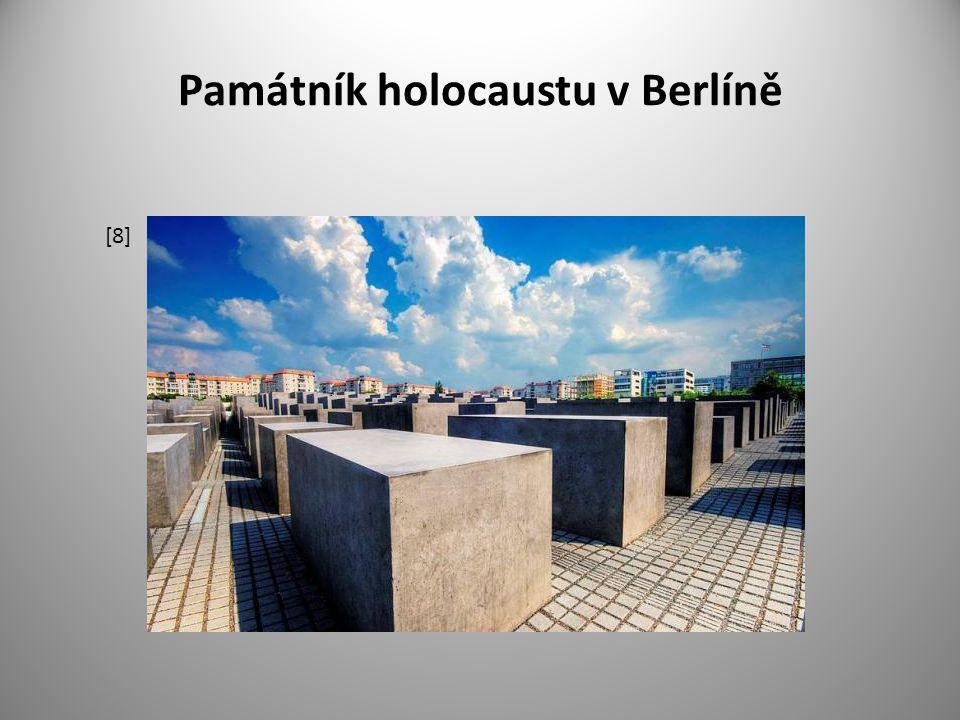 Památník holocaustu v Berlíně [8]