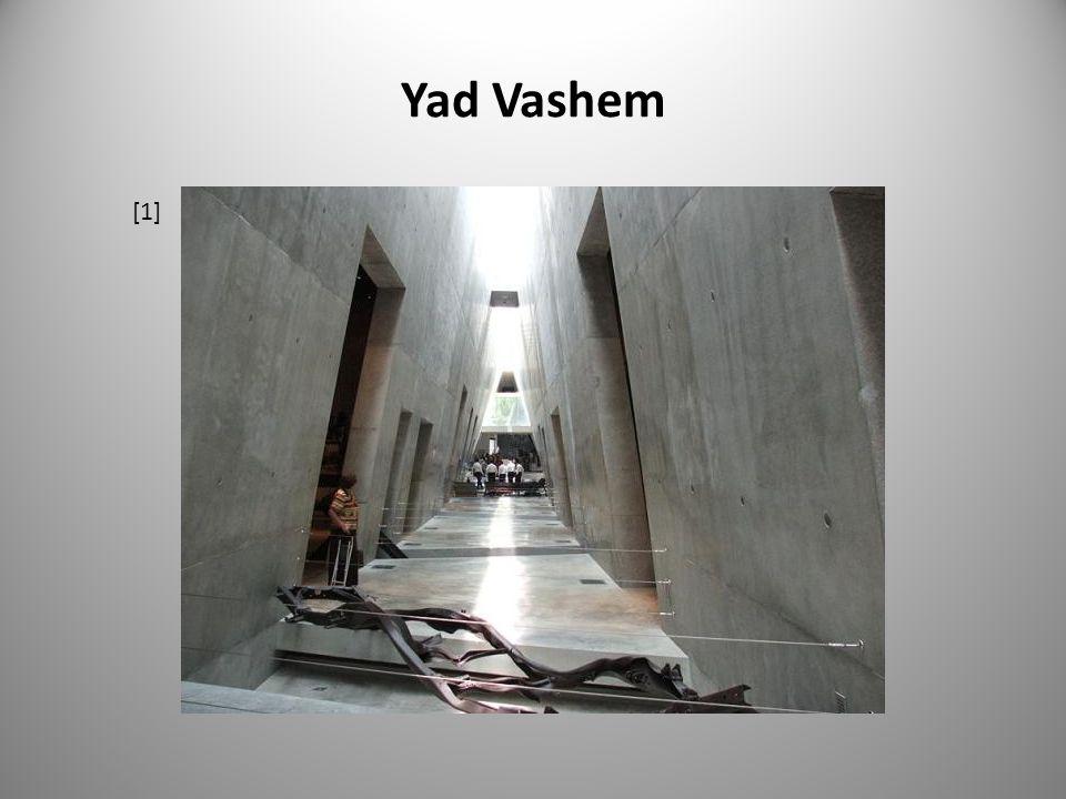 Yad Vashem [1]